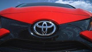 Toyota AYGO 2018 // AcademeG