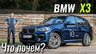 BMW X3 со скидкой! Что внутри?