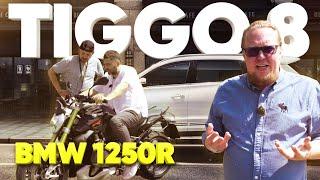 Chery Tiggo 8 2020 & BMW 1250R