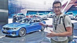 BMW 3 SERIES 2019 (G20) — обзор с Парижа