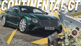 NEW BENTLEY CONTINENTAL GT V12 635 Л.С 2018
