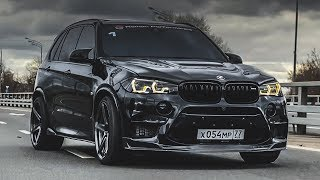 Самый быстрый BMW X5M в мире