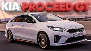Kia Proceed 2019 // Большой тест драйв