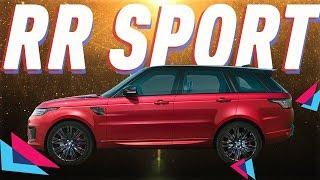 Range Rover Sport 2019 // Большой Тест-драйв