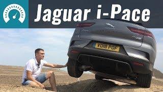 Jaguar I-Pace 2018 // InfoCar