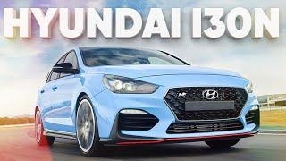 Hyundai I30N // Большой тест-драйв