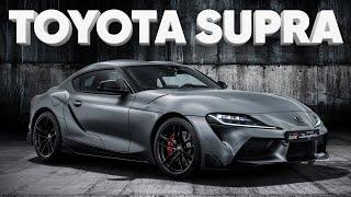 Toyota Supra 2019 // Большой Тест-Драйв