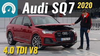 Audi SQ7 2020: КУПИТЬ или ЗАБЫТЬ?