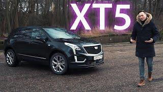 Cadillac XT5 2020 — вещь!
