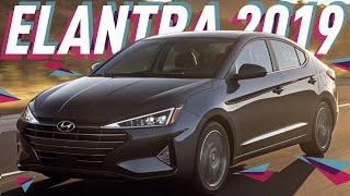 Новая Hyundai Elantra 2019 // Большой Тест Драйв