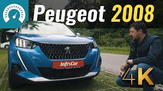 Peugeot 2008 2020: ничего идеального
