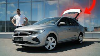 Новый Volkswagen Polo Sedan 2020 по цене Лады Весты