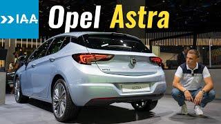Рестайл Opel Astra 2020