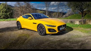 Jaguar F-Type 2020: первое видео с тест-драйва