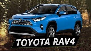Хватит ли Toyota RAV4 2020 для большой семьи?
