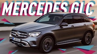 Новый Mercedes-Benz GLC 2019 с Женевы