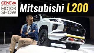 Обзор нового Mitsubishi Л200 2019