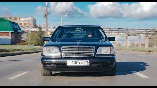Самый красивый б/у Mercedes-Benz W140