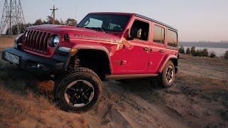 Резвый и надежный Jeep Wrangler Rubicon 2020 // Anton Avtoman