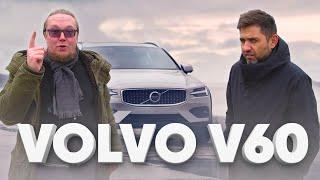 New Volvo V60 Cross Country 2020