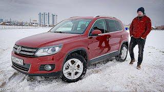 Б/у Volkswagen Tiguan 2011-2016: каких Подвохов Ждать?