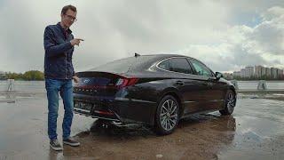 Новая Hyundai Sonata 2020 — агонь!