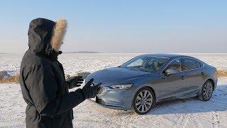 Тест-драйв и обзор Mazda6 Turbo 2019