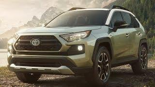 Toyota RAV4 2019 // ATDrive