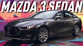 New Mazda 3 Sedan 2019