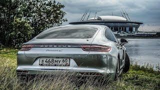 Porsche Panamera 2018 // AcademeG