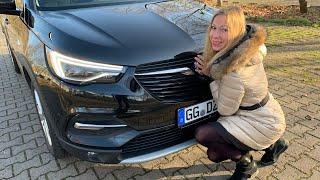 Opel Grandland X возвращается в Россию