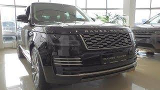 Land Rover Range Rover Autobiography 2018 // Megaretr