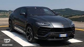 Lamborghini Urus 2018 // Dragtimesinfo