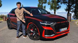 2020 Audi RS Q8 БЫСТРЕЕ LAMBORGHINI URUS