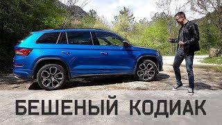 Тест Драйв Skoda Kodiaq RS 2019