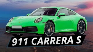 Секрет успеха 2020. Porsche 911 Carrera S