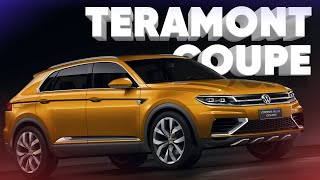 VW Teramont Coupe // Большой тест-драйв